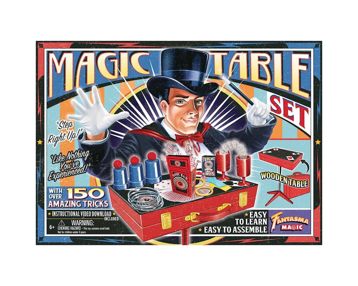 Fantasma Toy Retro-Magic Table Set 150 Tricks