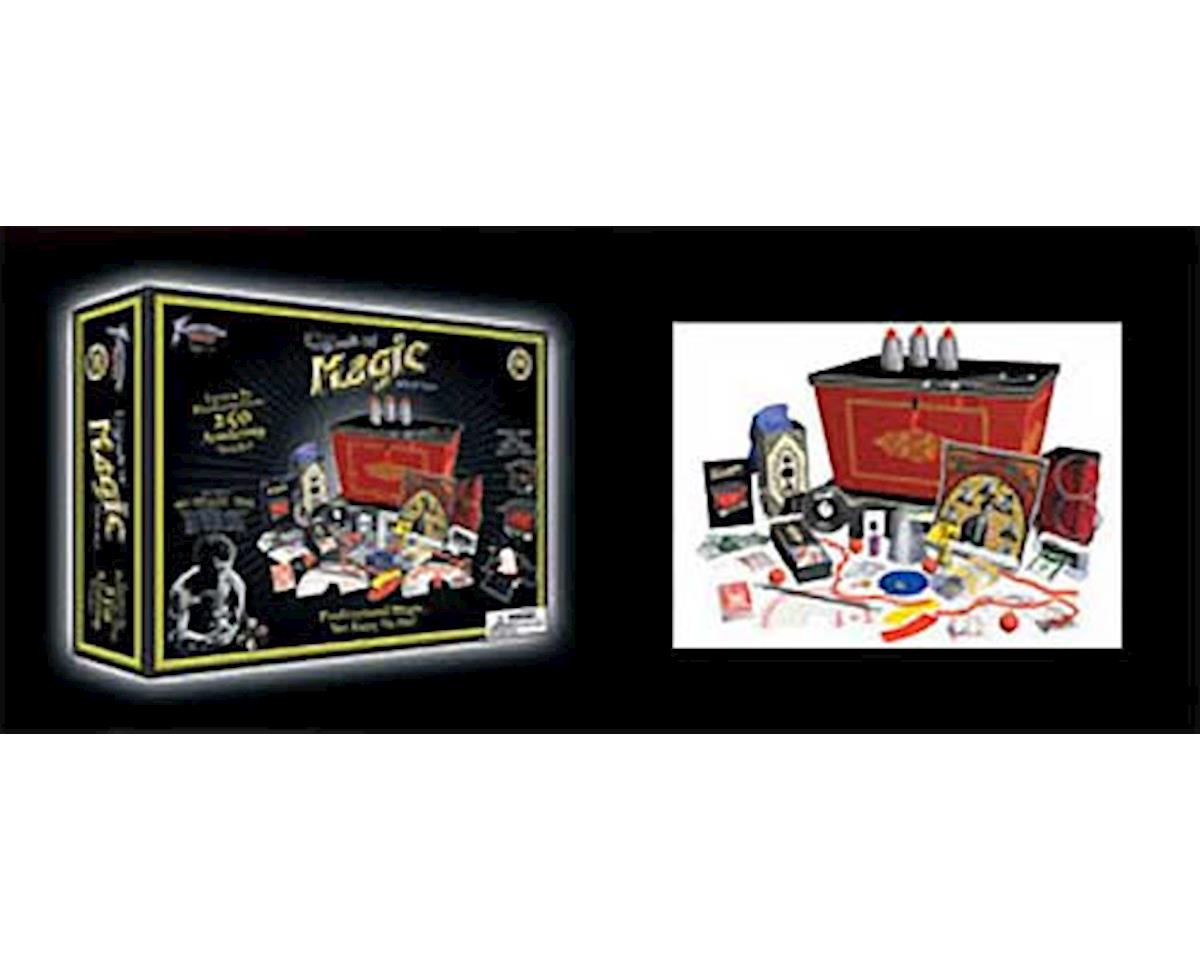 408MT Deluxe Legends of Magic Set w/DVD 300 Tricks