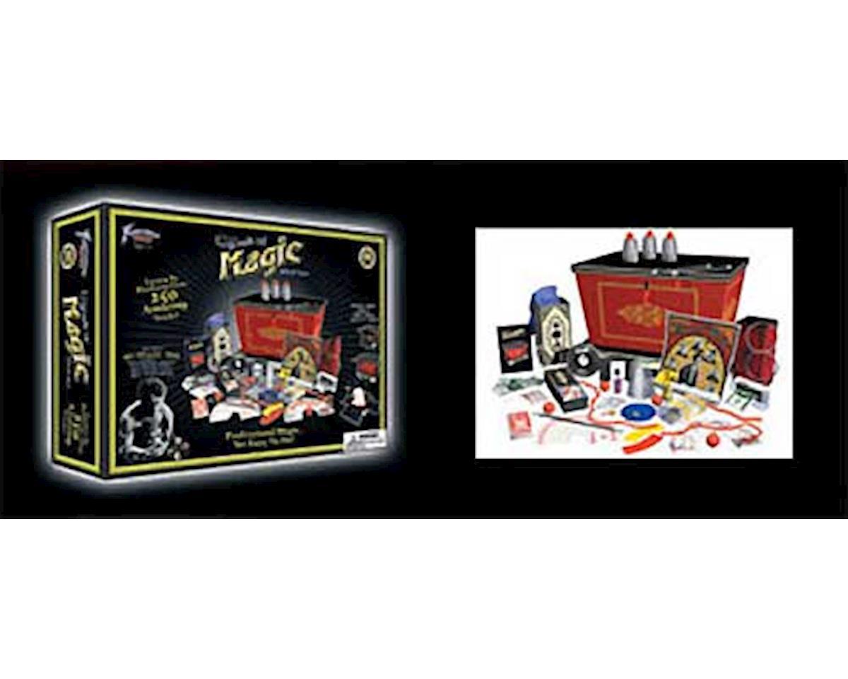 Fantasma Toy 408MT Deluxe Legends of Magic Set w/DVD 300 Tricks
