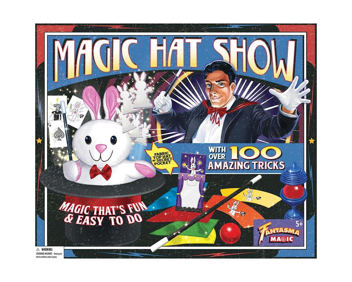 Fantasma Toy Retro-Magic Hat Show 100 Tricks