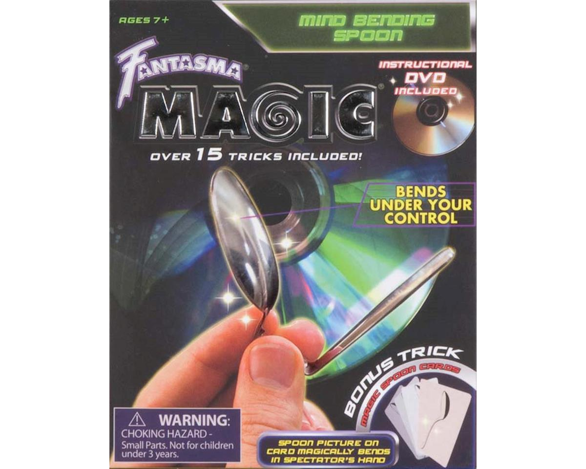 Fantasma Toy 505DV Mindbending Spoon w/DVD