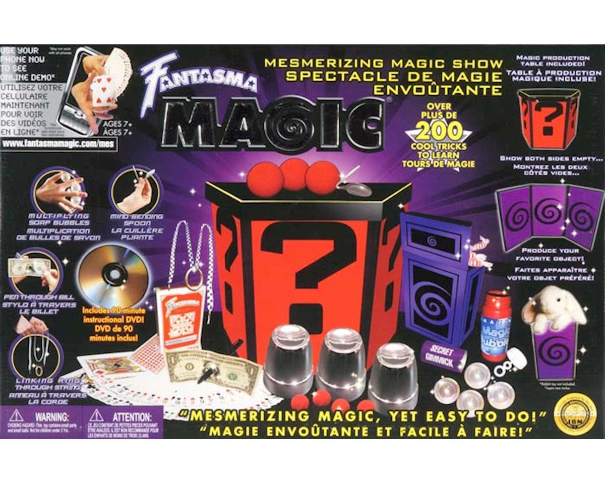 Fantasma Toy 810MS Metamorphtrix Magic Show 200+ Tricks w/DVD