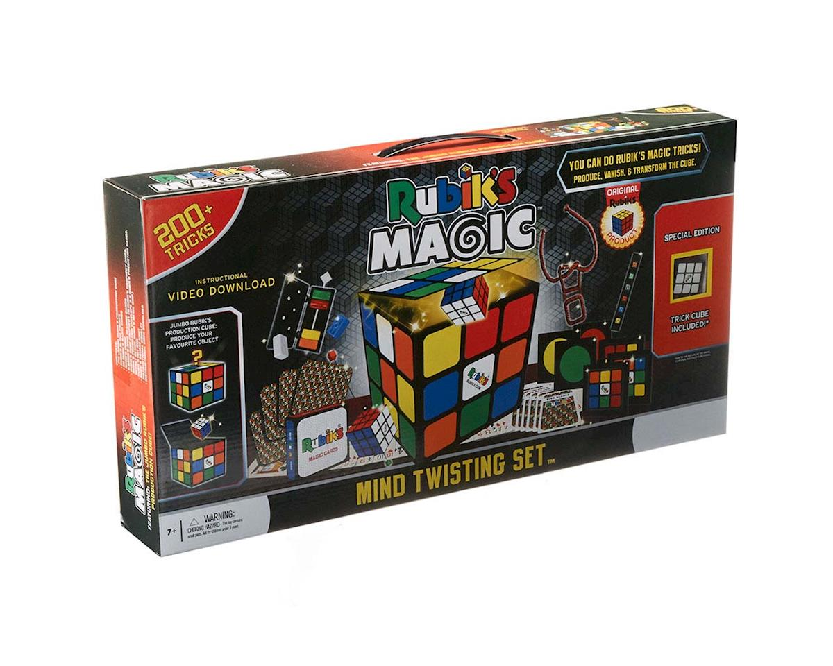 Fantasma Toy RC67 Rubik Mind Twisting Magic Set 200+ Tricks