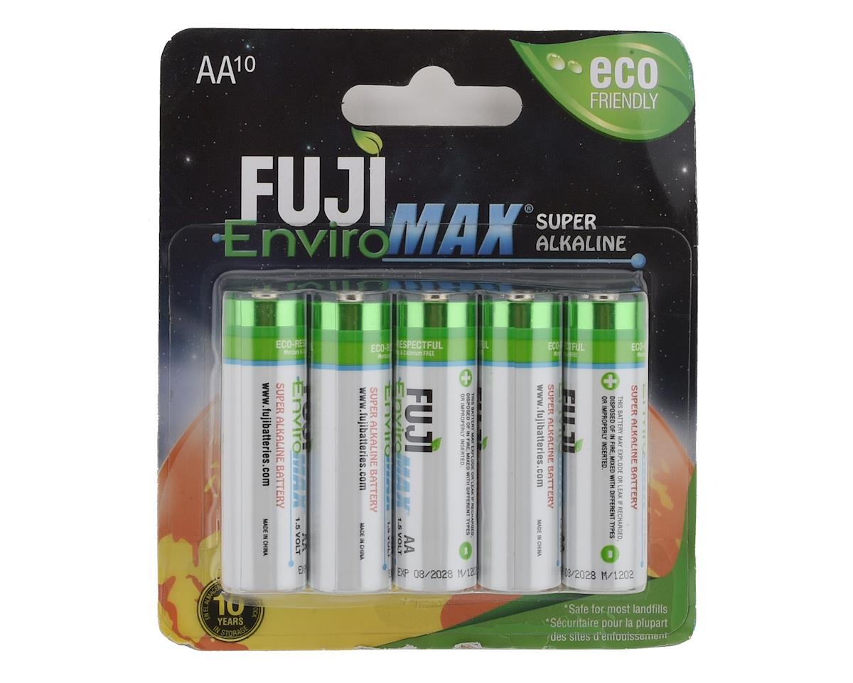 Fuji EnviroMAX AA Super Alkaline Battery (10) | relatedproducts