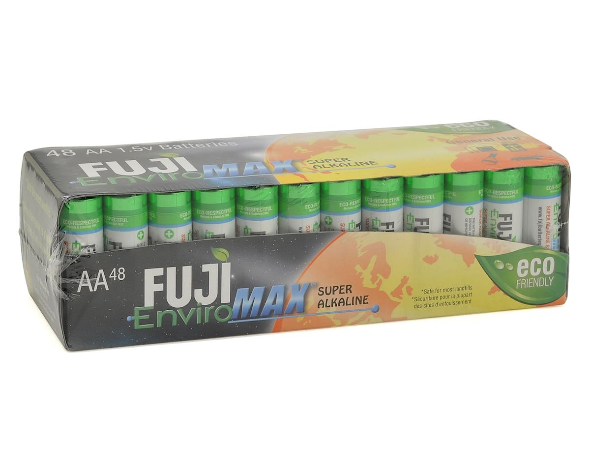 Fuji Enviromax AA Super Alkaline Battery (48)