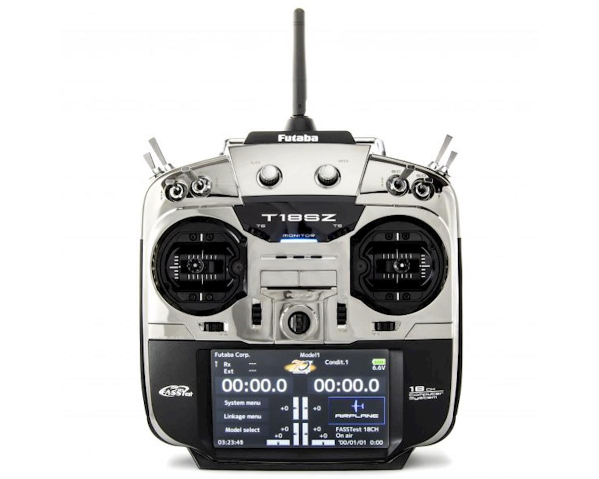 Futaba 18SZ 70th Anniversary 18 Channel Radio System (Airplane) | relatedproducts