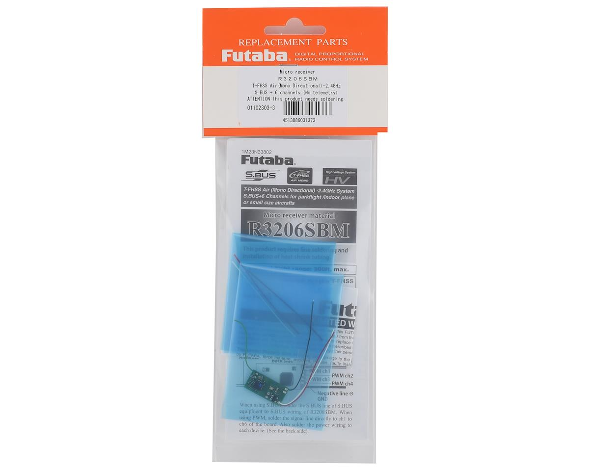 Image 2 for Futaba R3206SBM T-FHSS 6-Channel 2.4GHz Micro Indoor Receiver