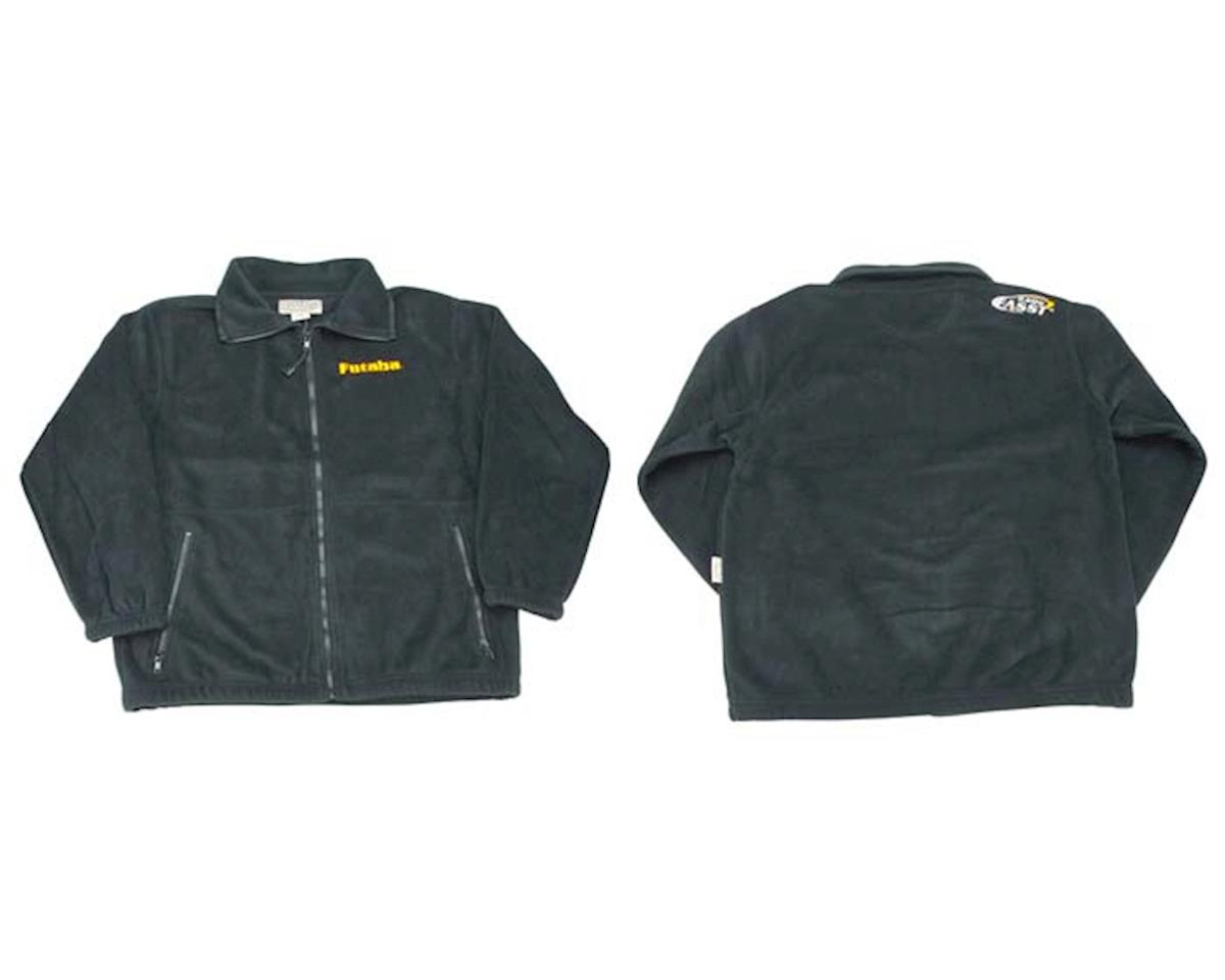 Futaba Signature Black Fleece Jacket Medium 365g