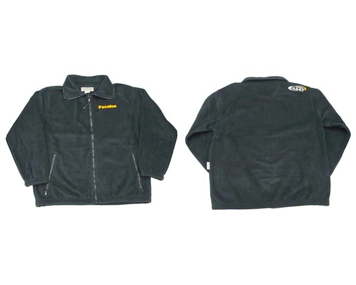Signature Black Fleece Jacket X-Small 365g by Futaba