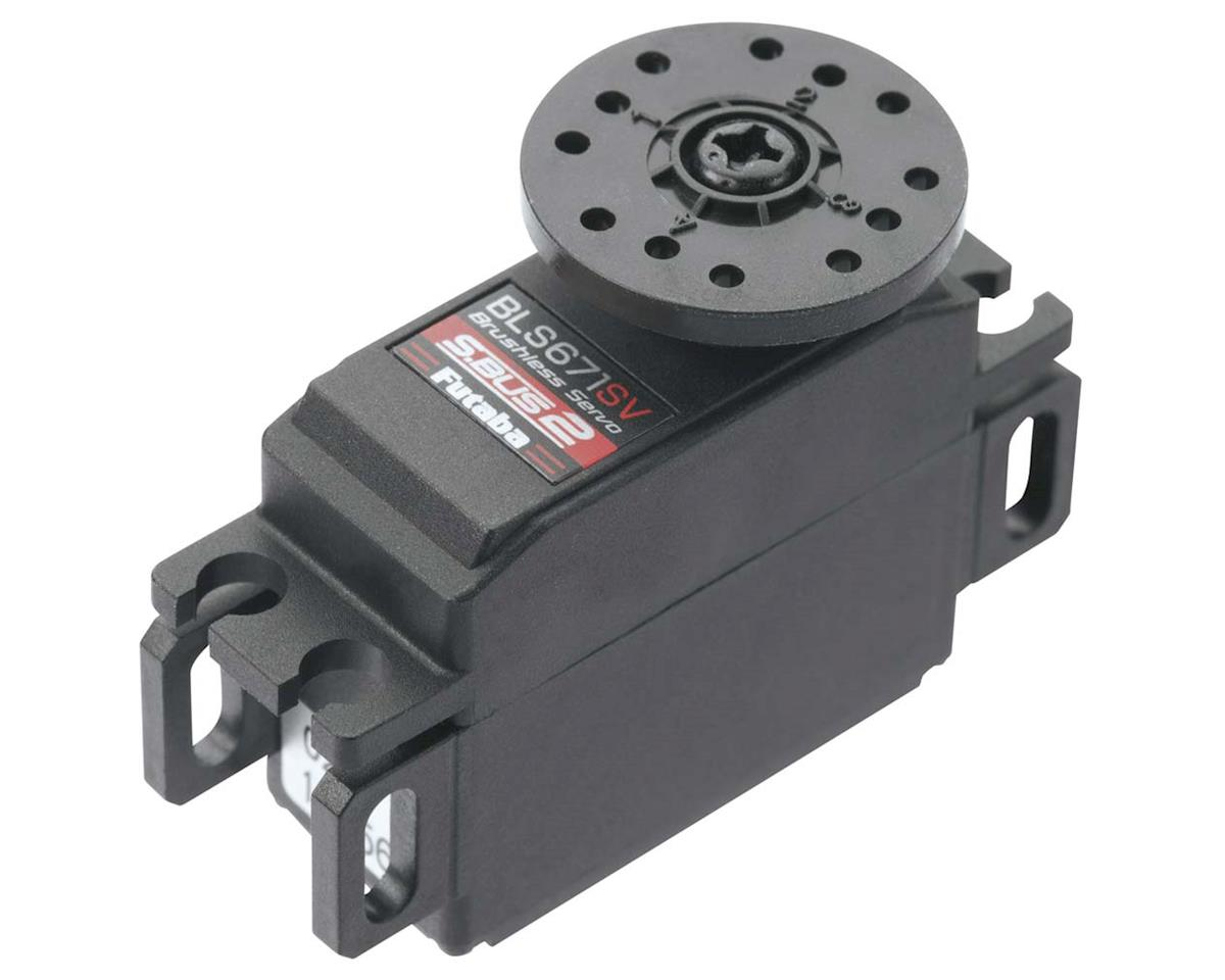 BLS671SV S.Bus2 Mini 1/12 High Voltage Servo