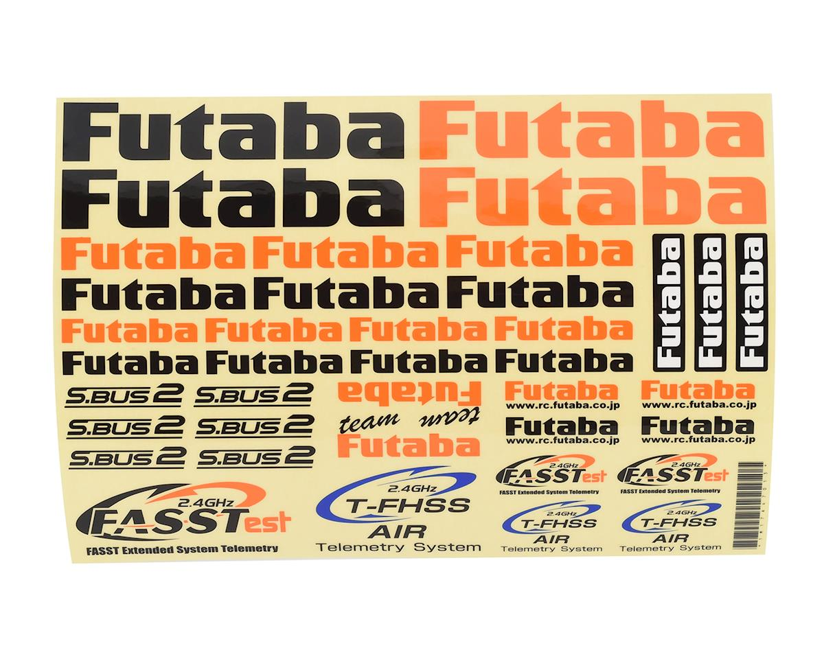 Futaba Decal Sheet (Aircraft)