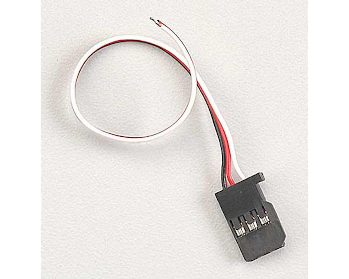 Servo Connector J Plug by Futaba