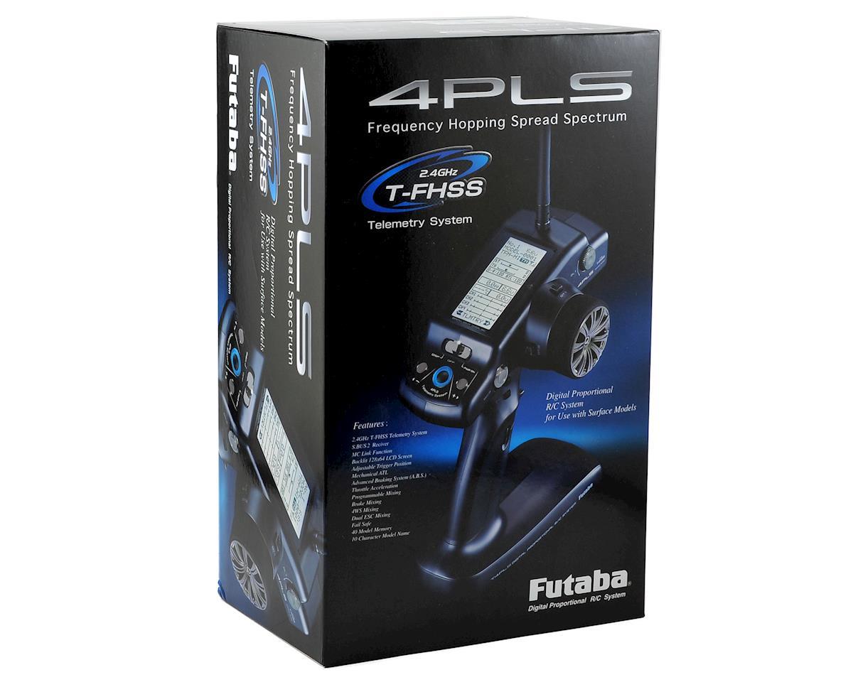 Futaba 4PLS 4-Channel 2 4GHz T-FHSS Telemetry Radio System w/R304SB Receiver