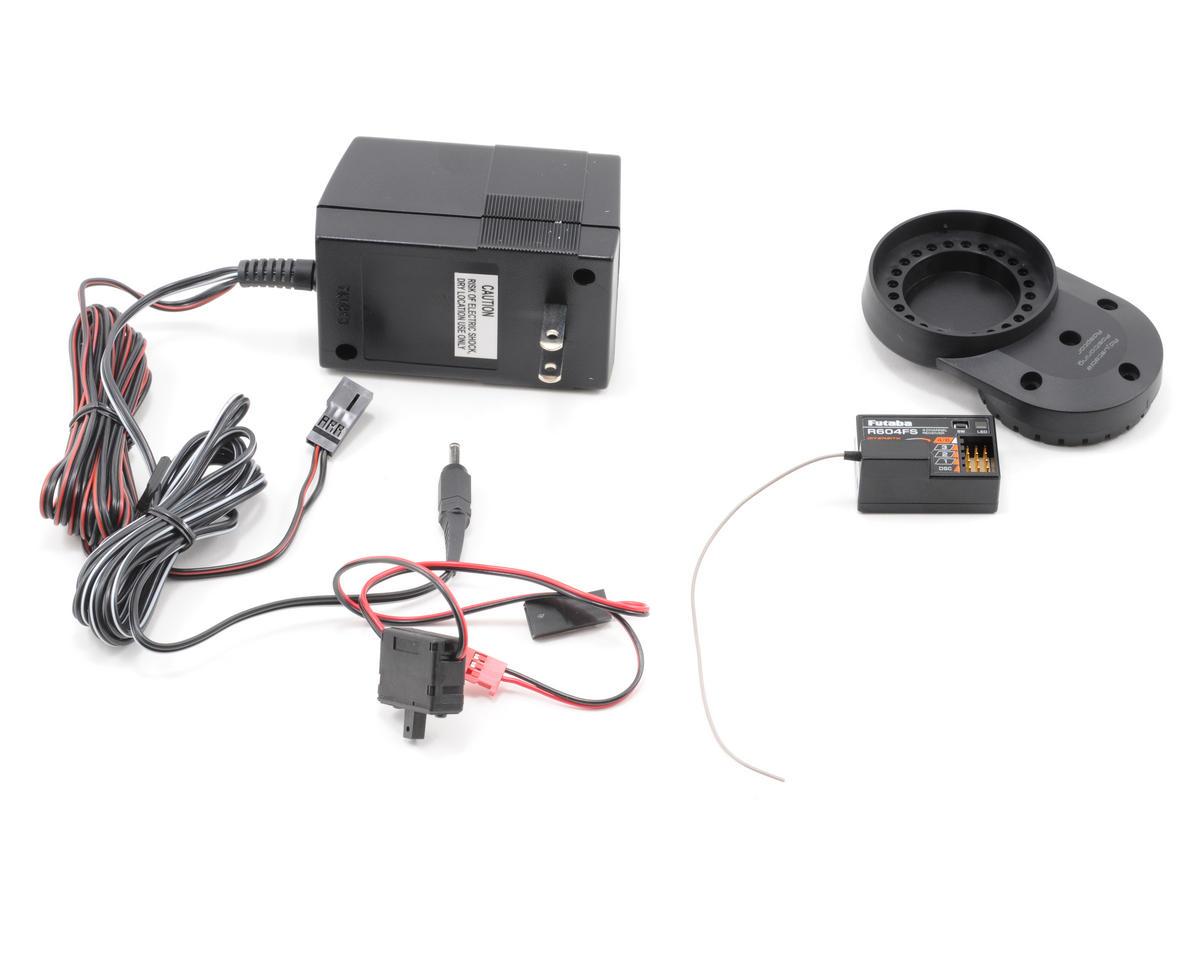 Futaba 4PK 4-Channel 2.4GHz FASST Radio System w/R604FS Receiver