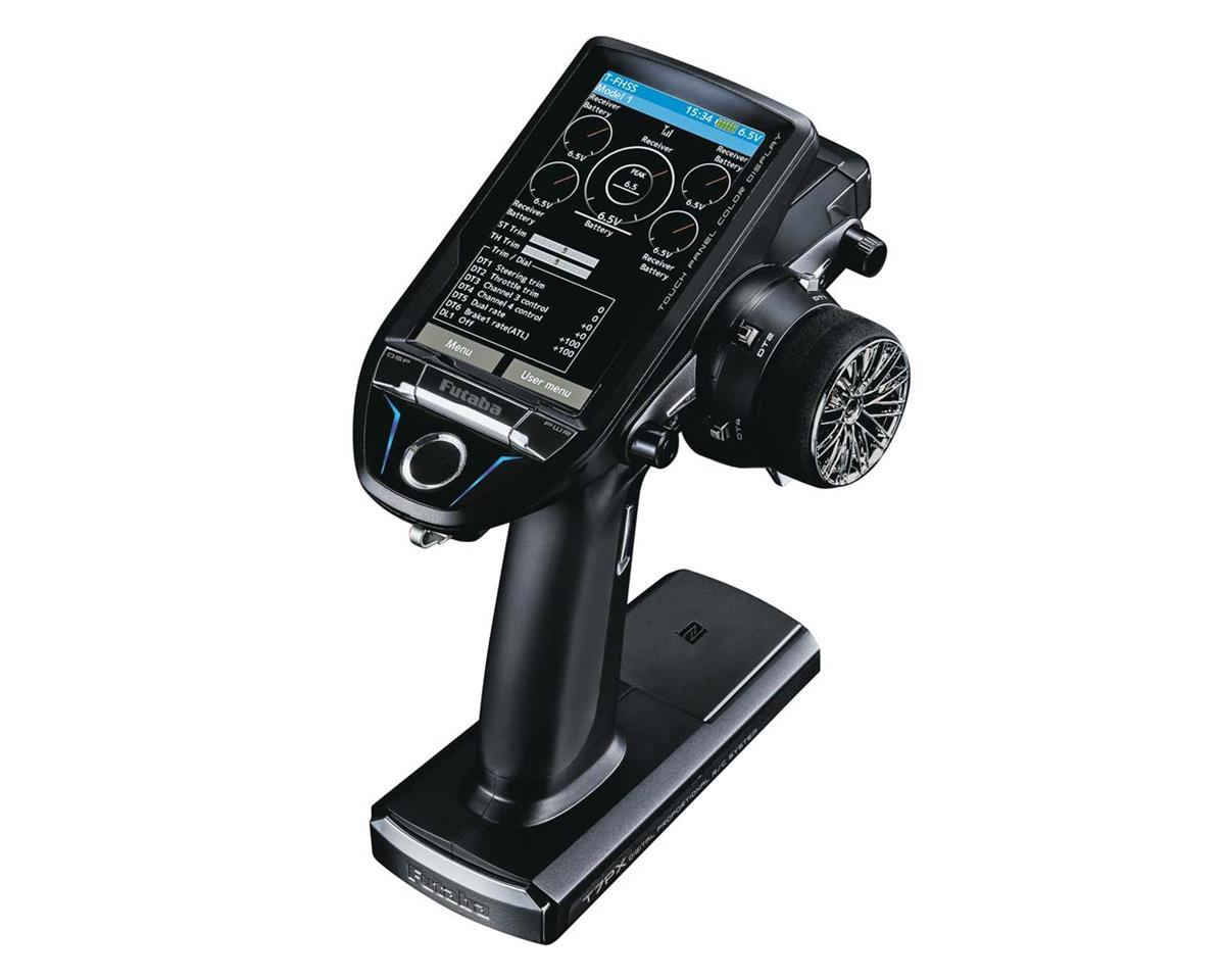 Futaba 7PX 7-Channel 2 4GHz T-FHSS Telemetry Radio System w/R334SB