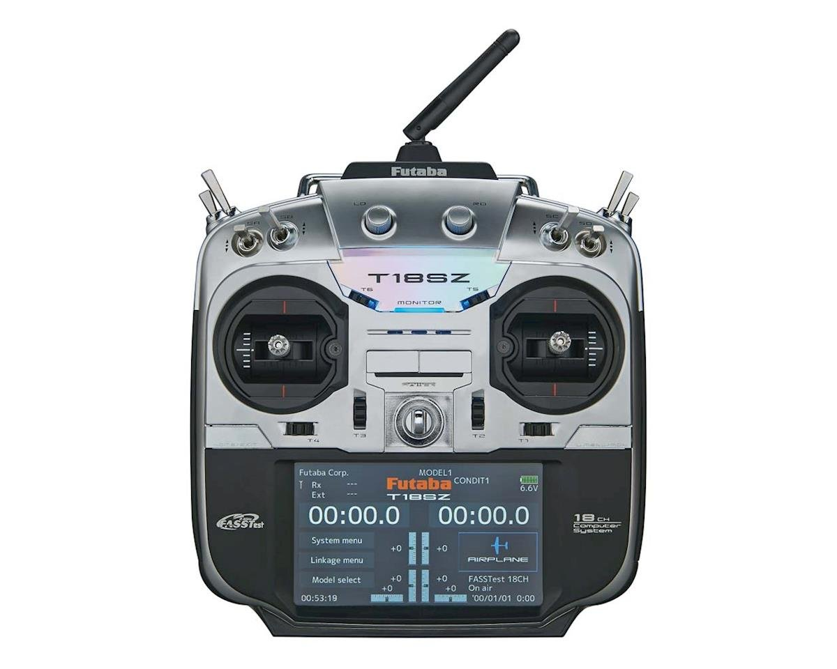 Futaba 18SZ 2.4GHz FASST Telemetry Radio System (Airplane) | relatedproducts
