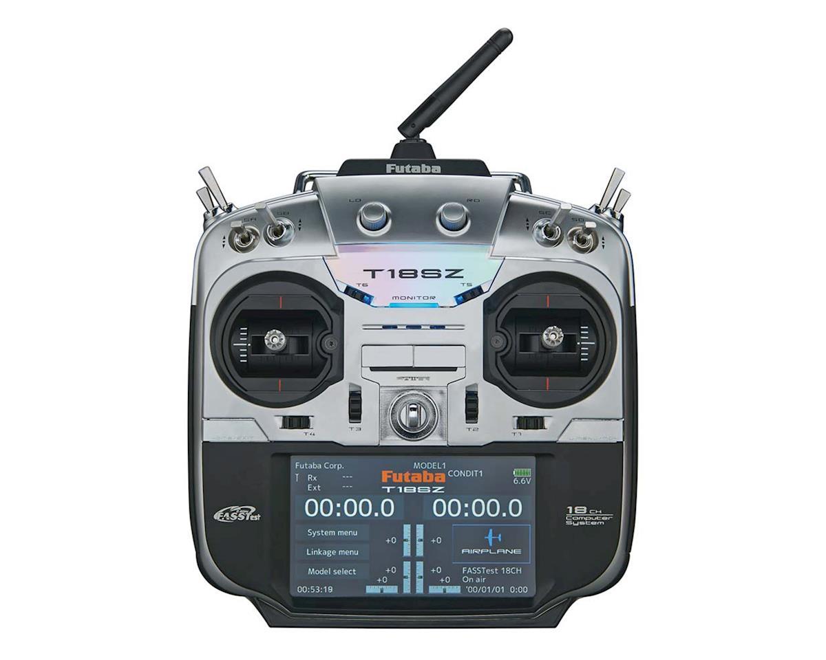 Image 5 for Futaba 18SZ 2.4GHz FASST Telemetry Radio System (Mode 1) (Airplane)