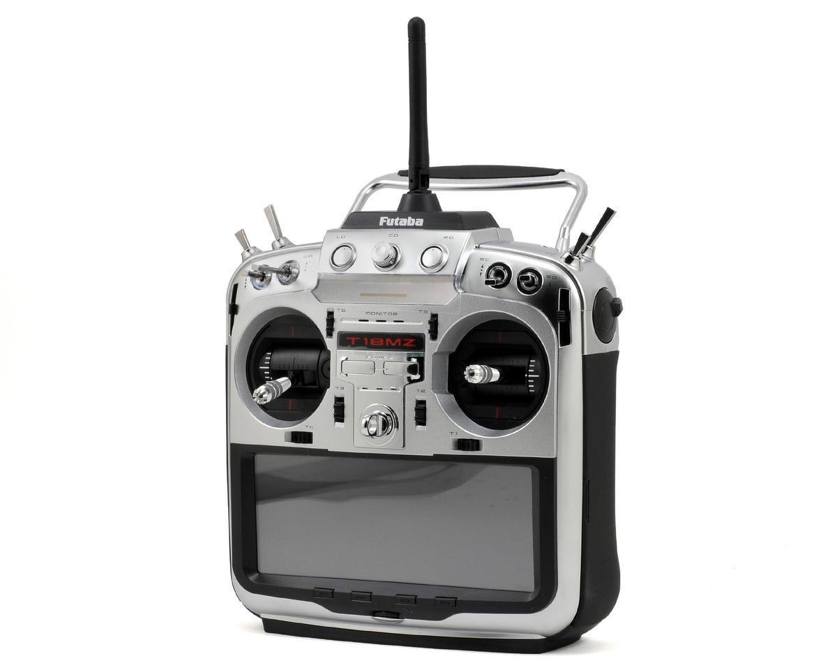 "Futaba 18MZ 2.4GHz FASST ""Helicopter"" Radio System w/R7008SB Receiver"
