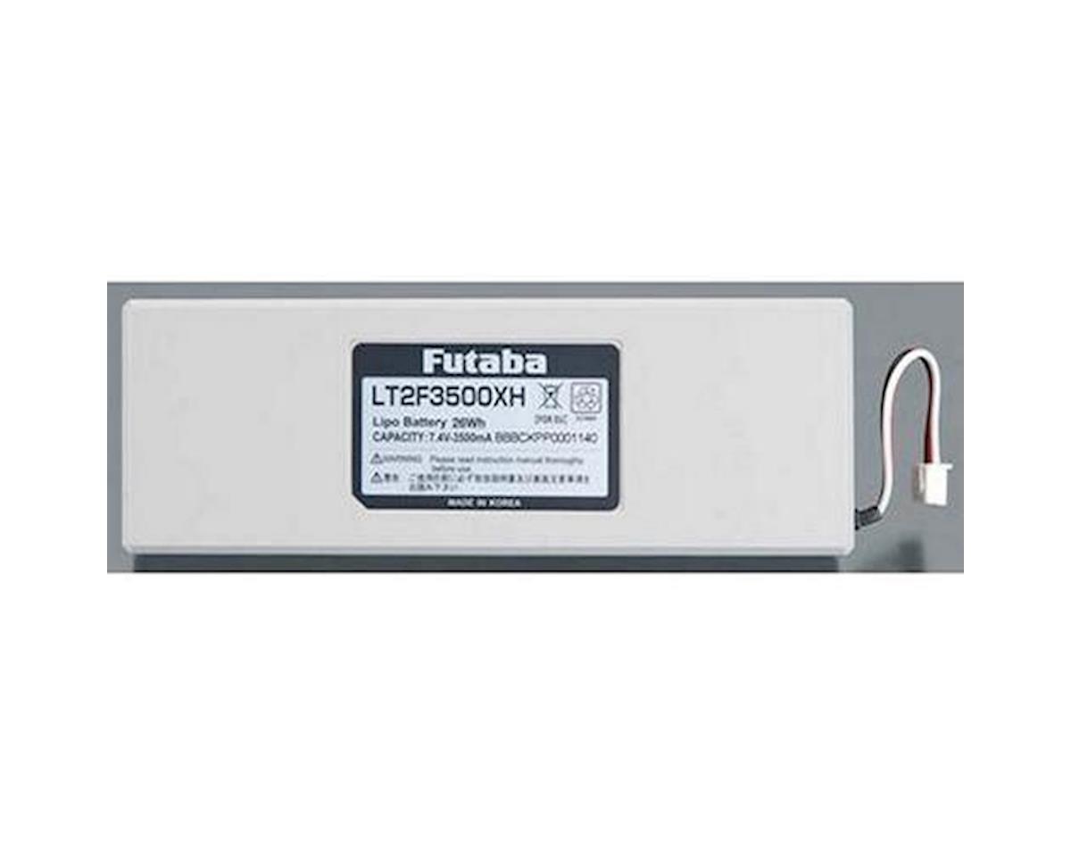 Futaba LiPo 2S 7.4V 3500mAh Tx Battery 18MZ