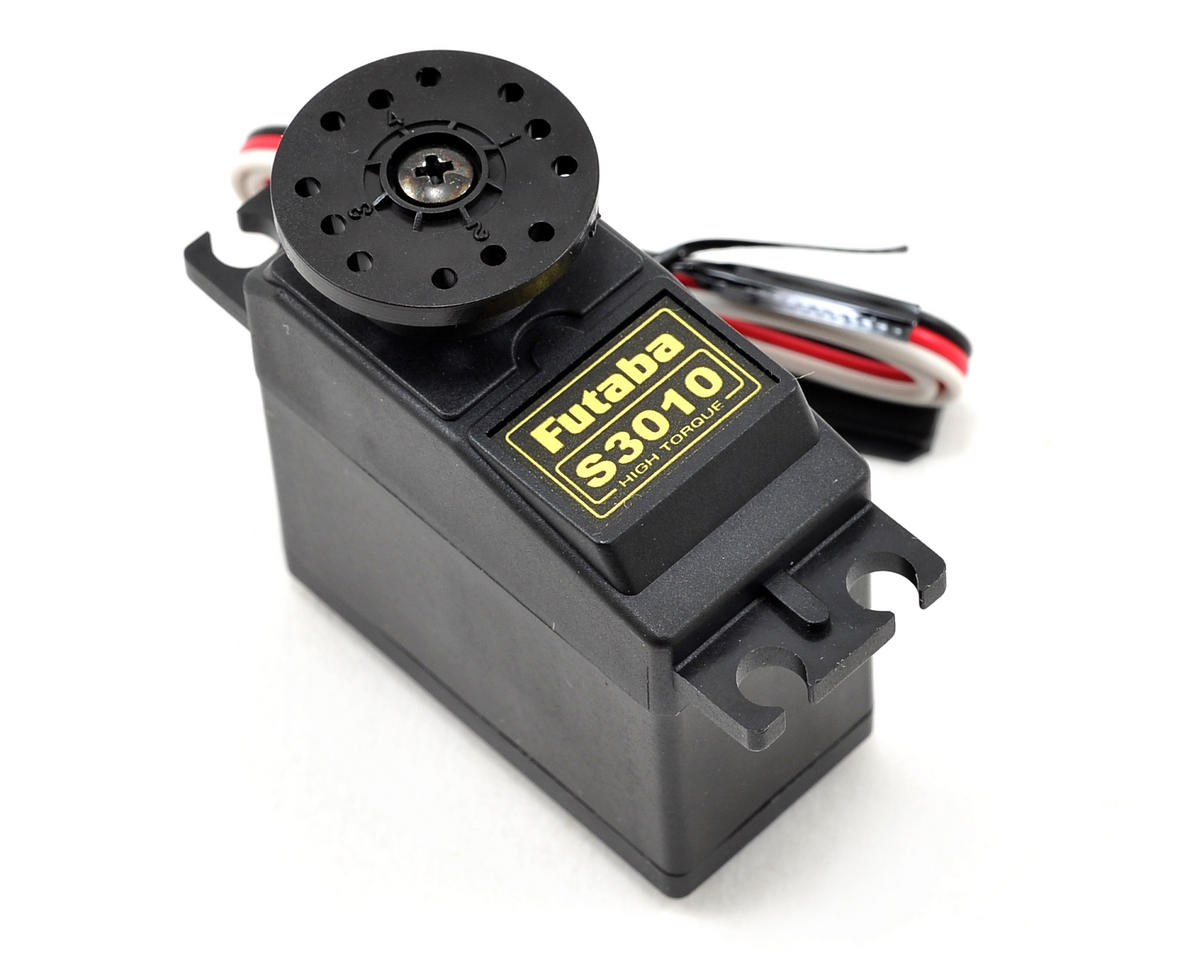 S3010 Standard High Torque Servo by Futaba