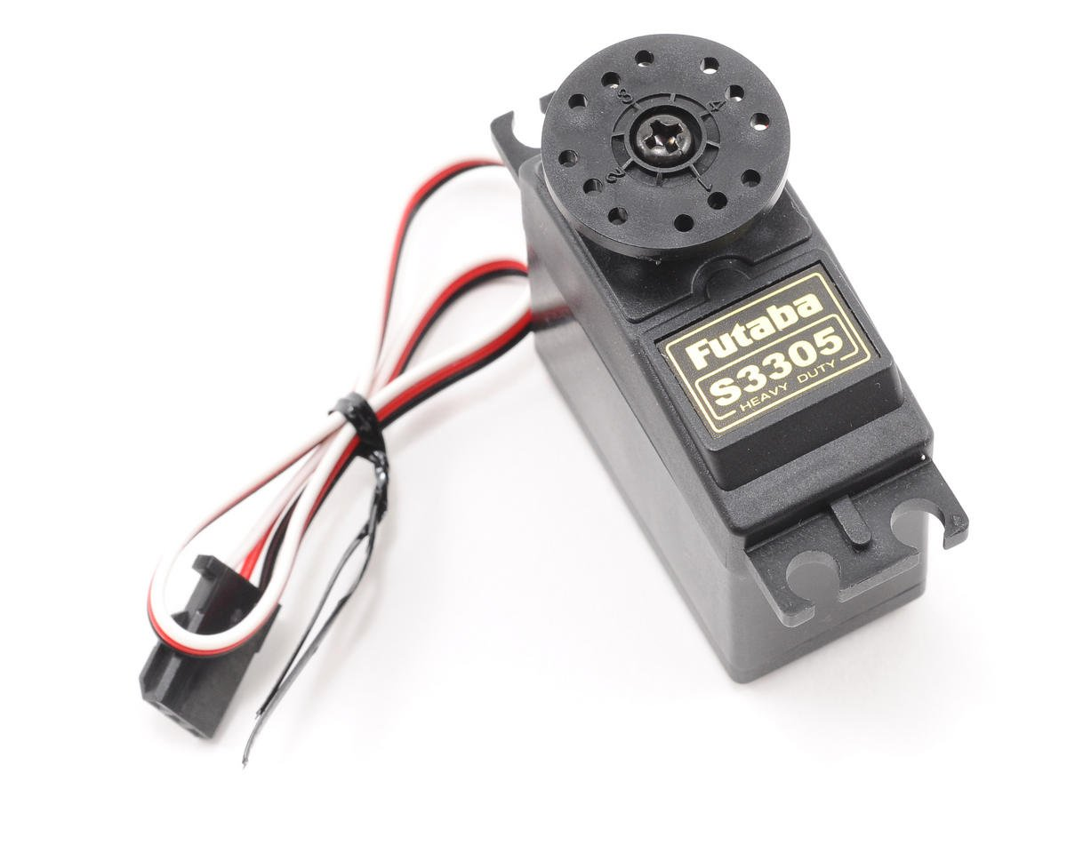 S3305 High Torque Servo w/Metal Gears