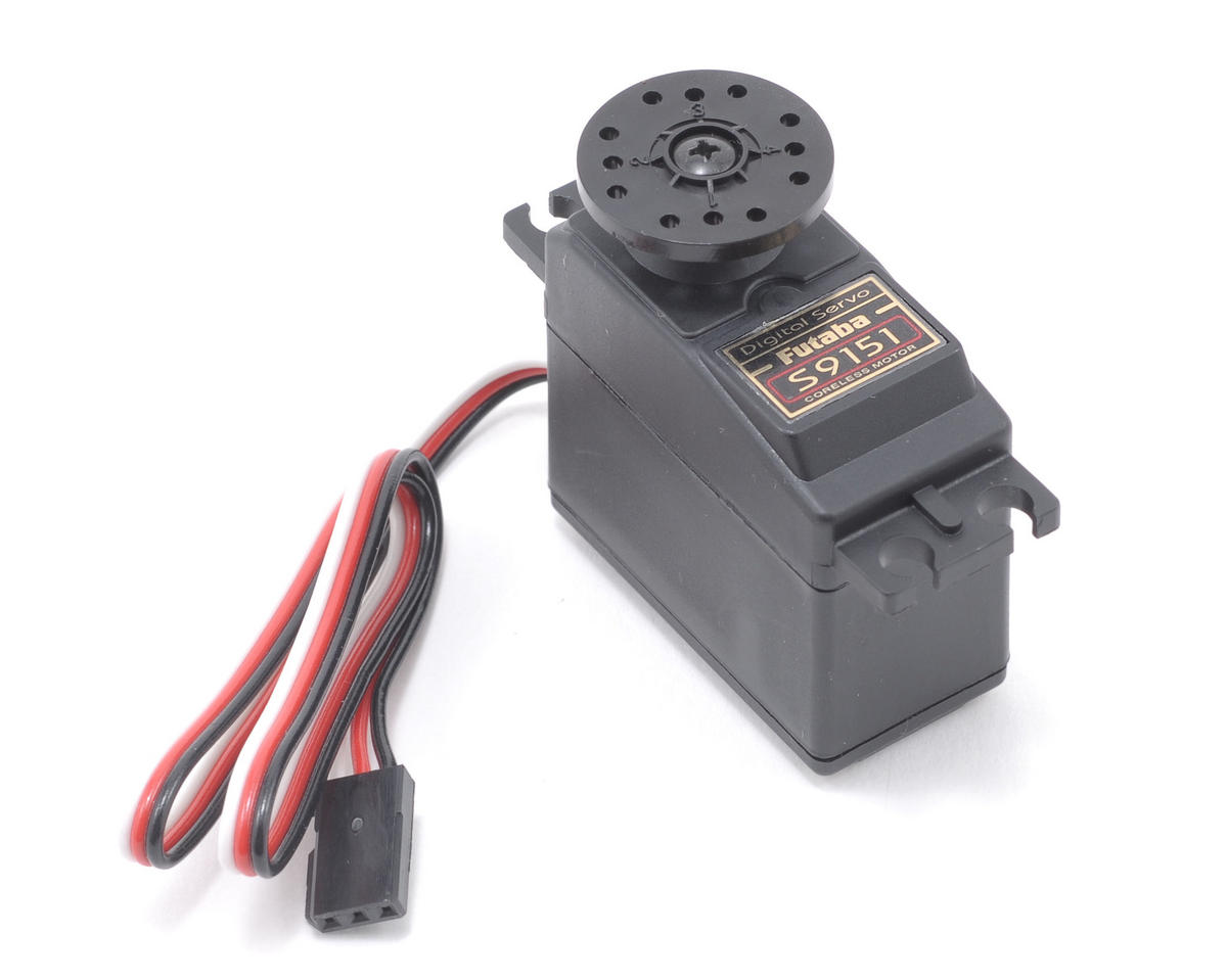 Futaba S9151 Digital Rudder Servo