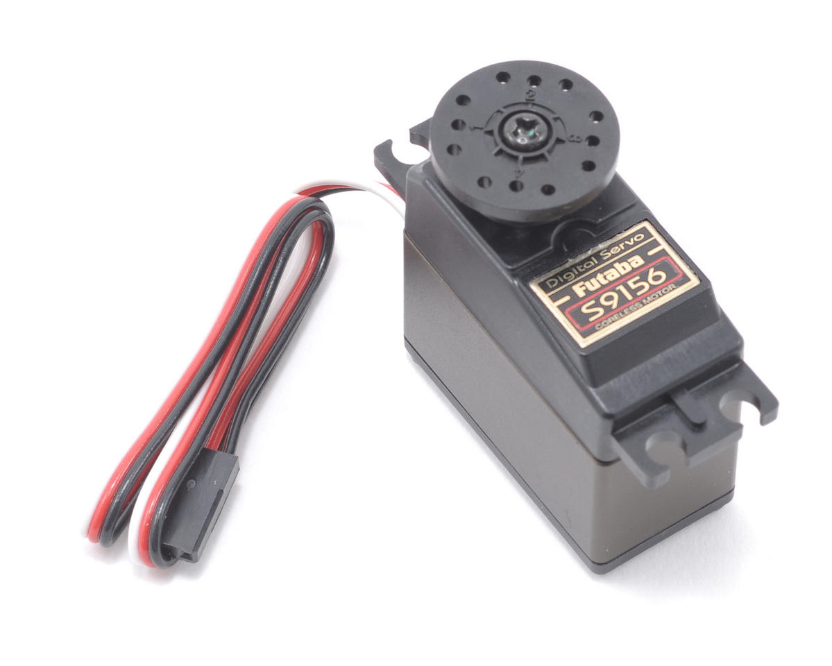 Futaba S9156 Digital High Torque Airplane Servo