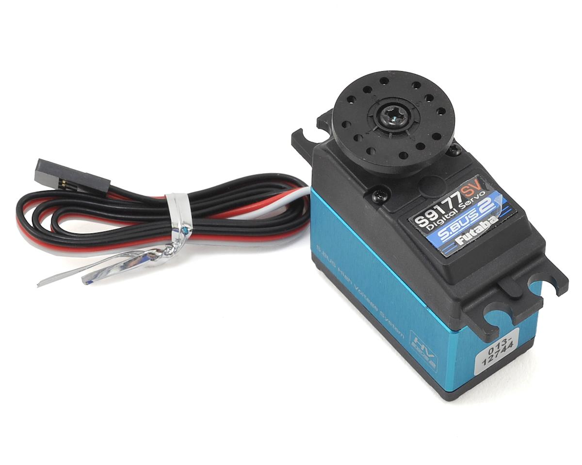 S9177SV S.Bus Programmable Airplane Servo (High Voltage)
