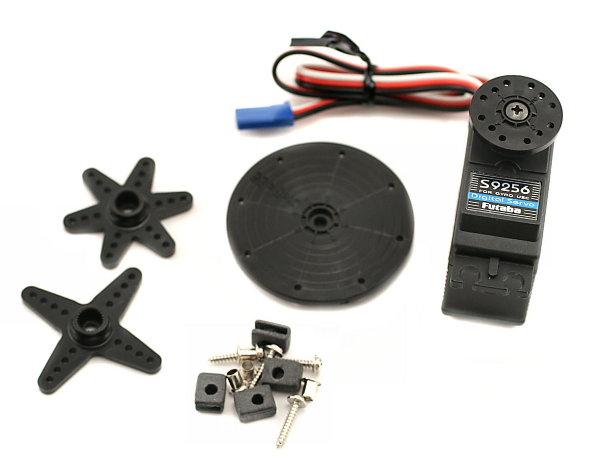 Futaba S9256 Digital Helicopter Gyro Servo (GY611 Only)