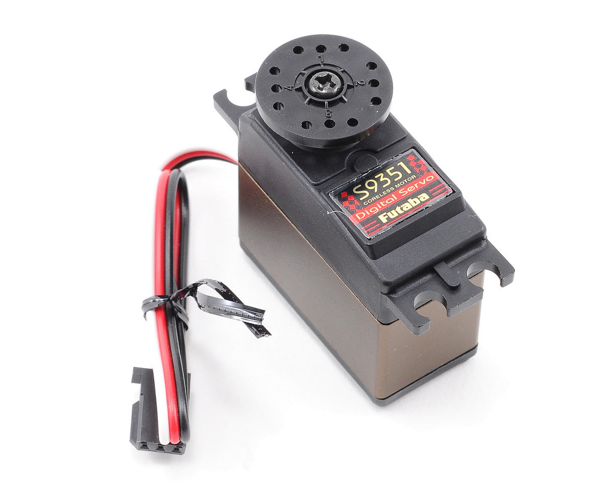 Futaba S9351 Digital High Torque Servo
