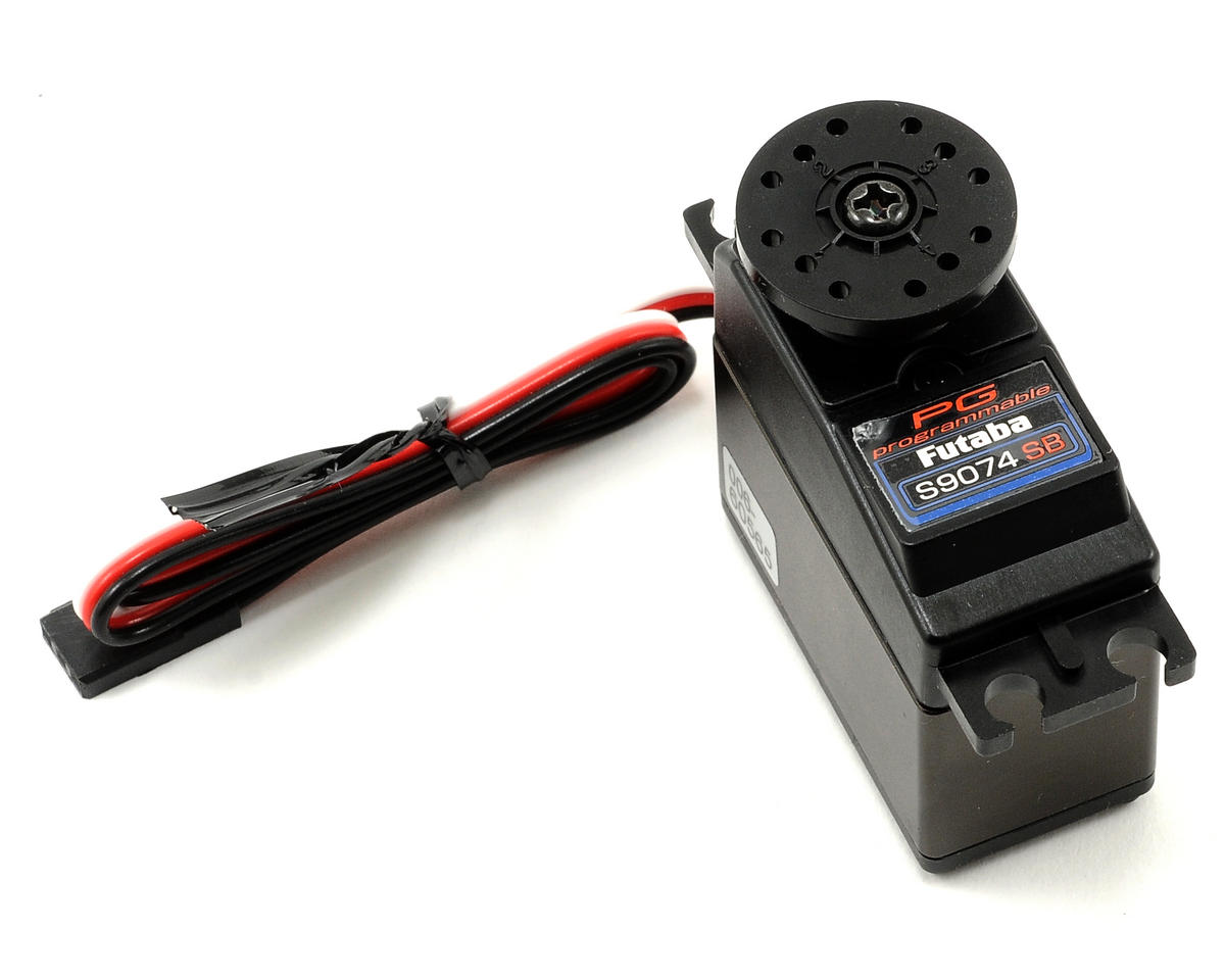 Futaba S9074SB S.Bus Programable Digital Metal Gear Servo