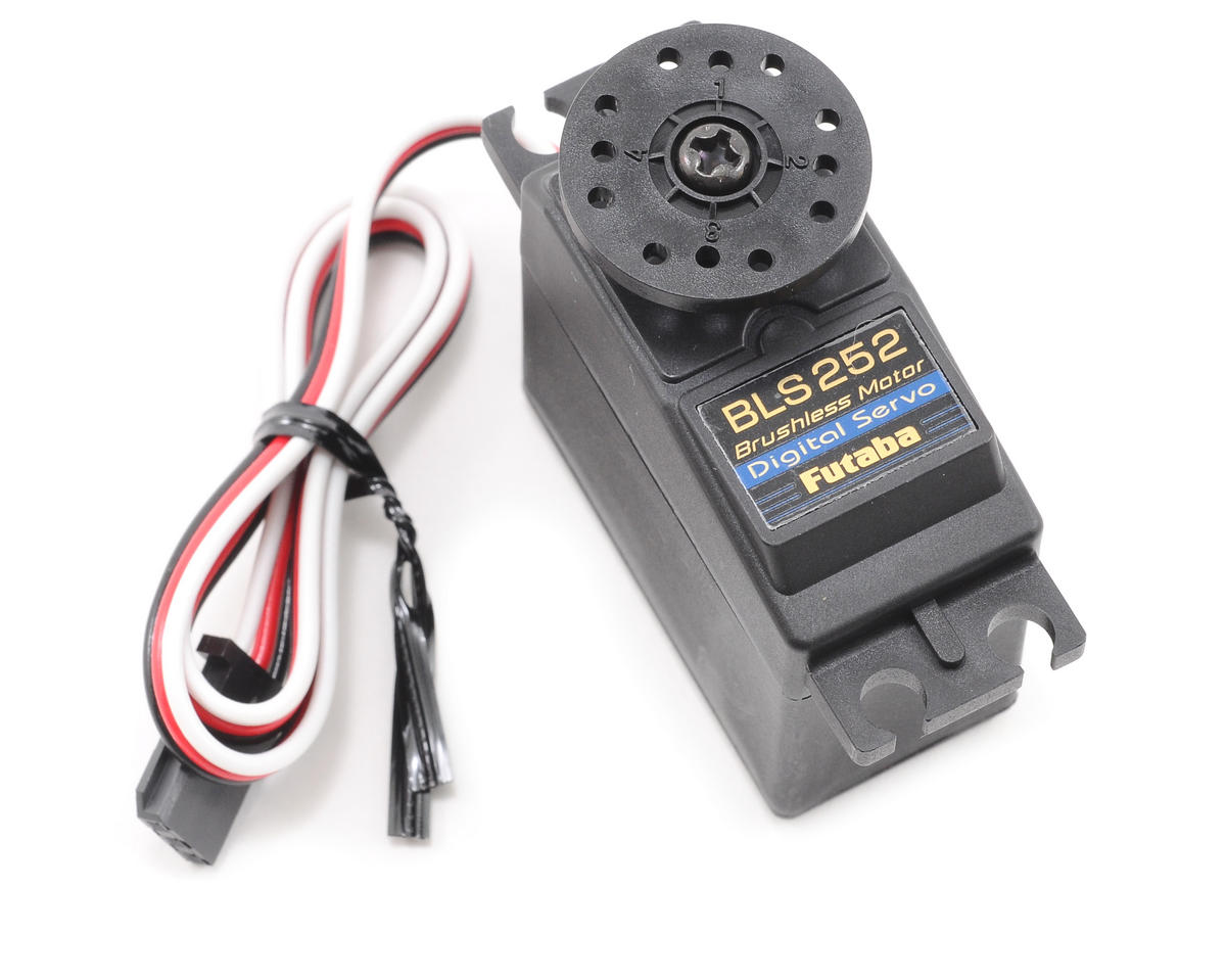Futaba BLS252 Digital Brushless Helicopter F3C Servo
