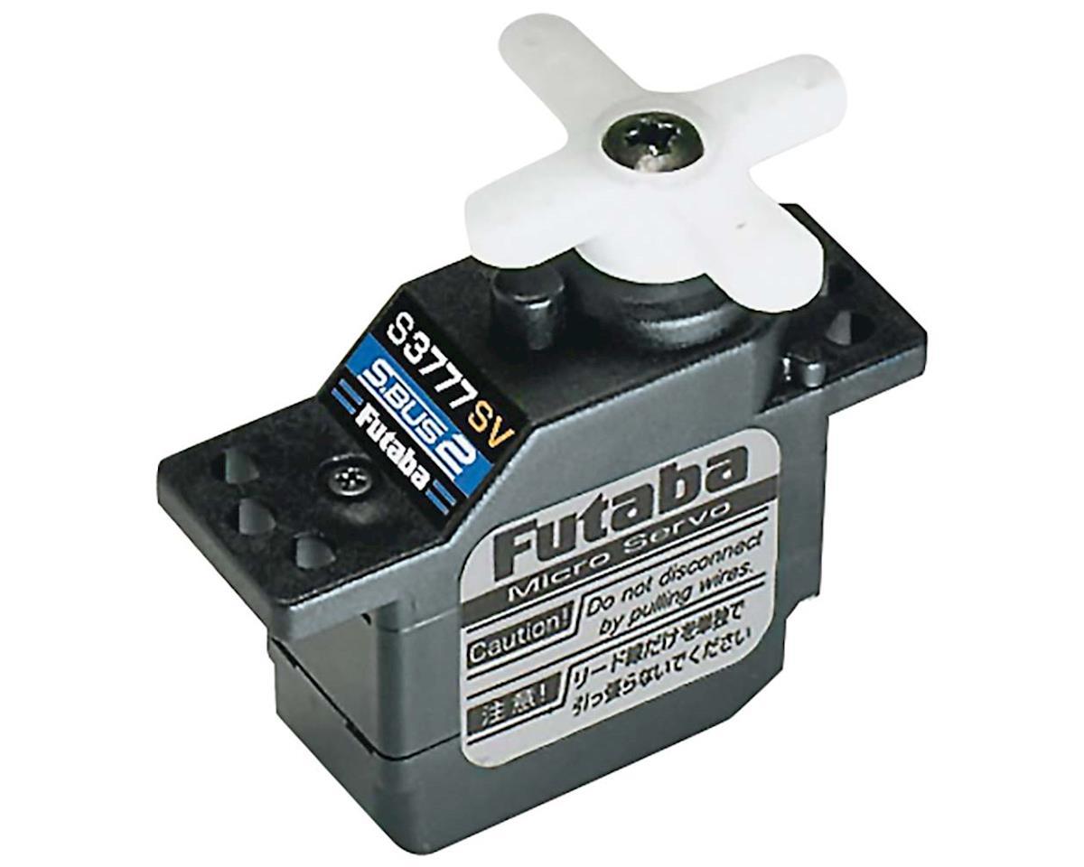 Futaba S3777SV Micro Digital Programmable HV SBus2 Servo | relatedproducts