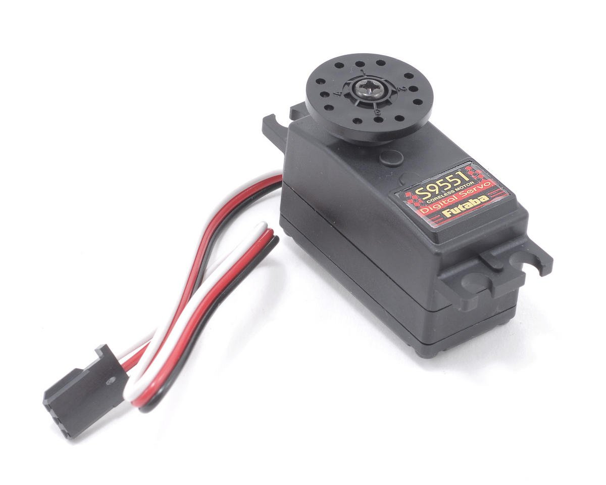 S9551 Digital Low Profile Servo