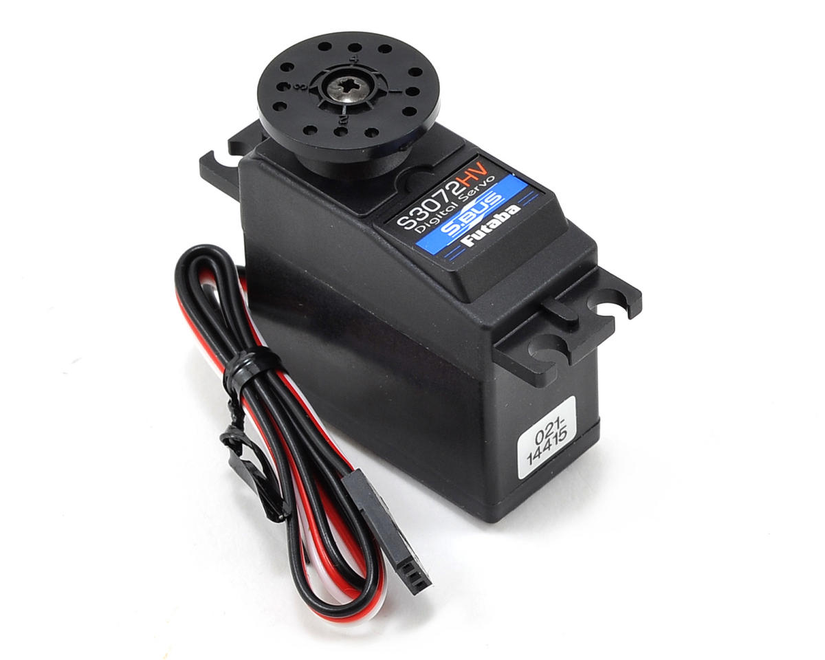 Futaba S3072HV S.Bus Programmable High Torque Servo (High Voltage)