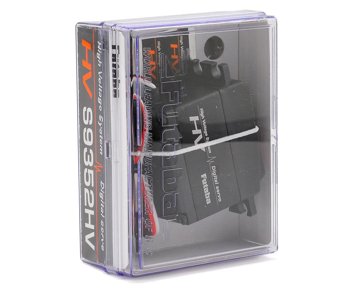 Futaba S9352HV Digital High Voltage Hi Torque/Speed Titanium Gear Servo