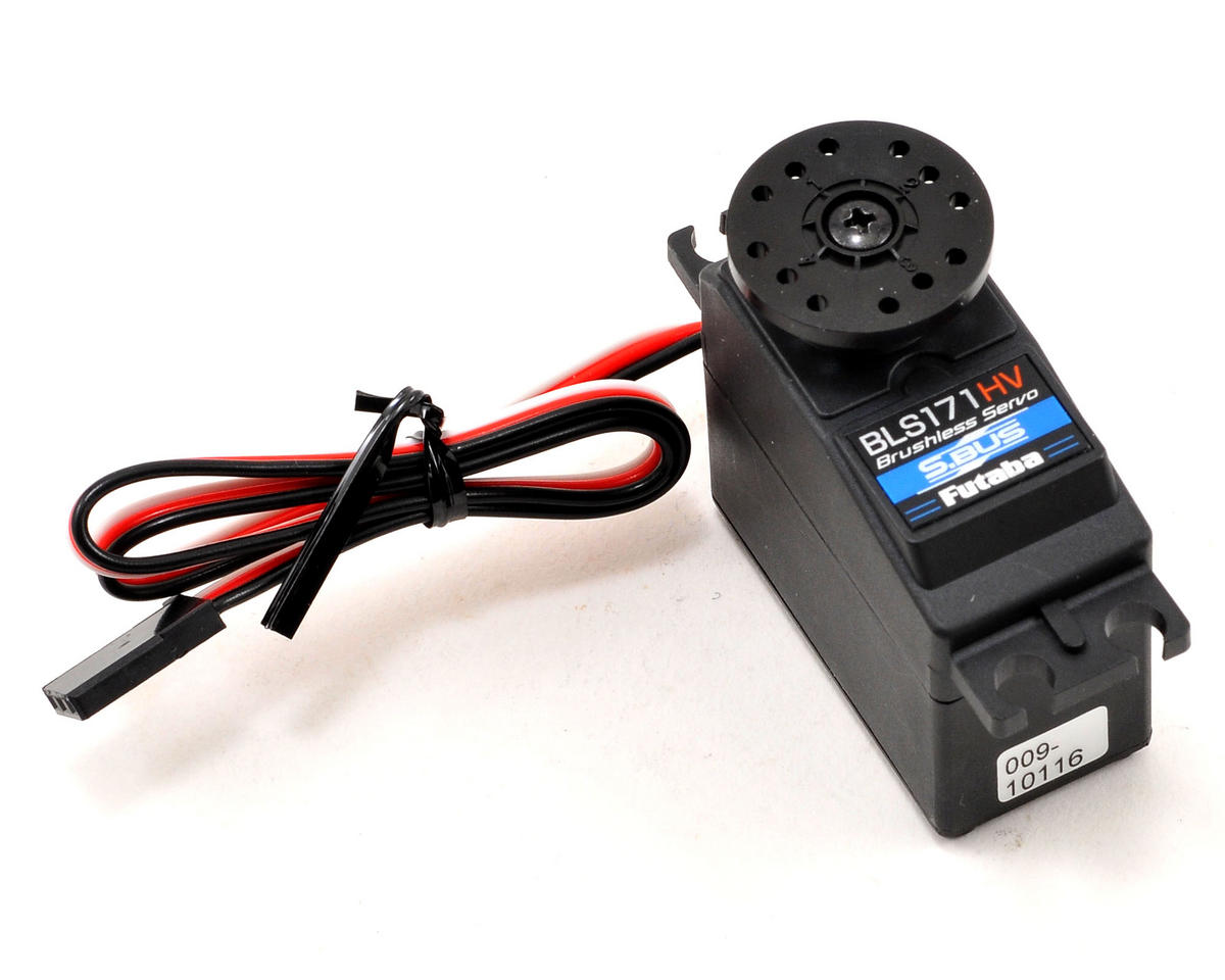 Futaba BLS171HV Brushless S.Bus Programmable High-Torque Digital High Voltage Servo