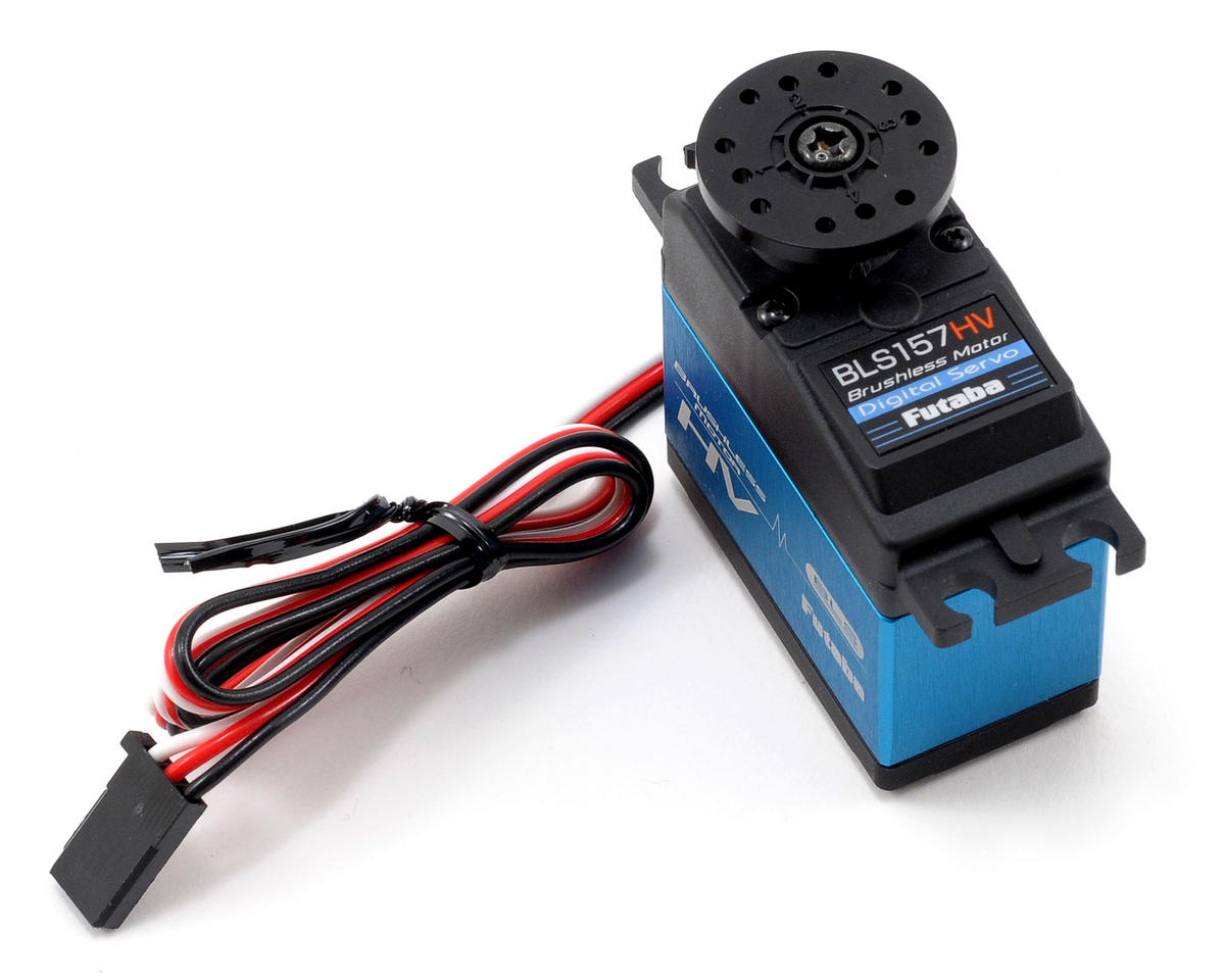 Futaba BLS157HV Digital Brushless High Voltage Servo