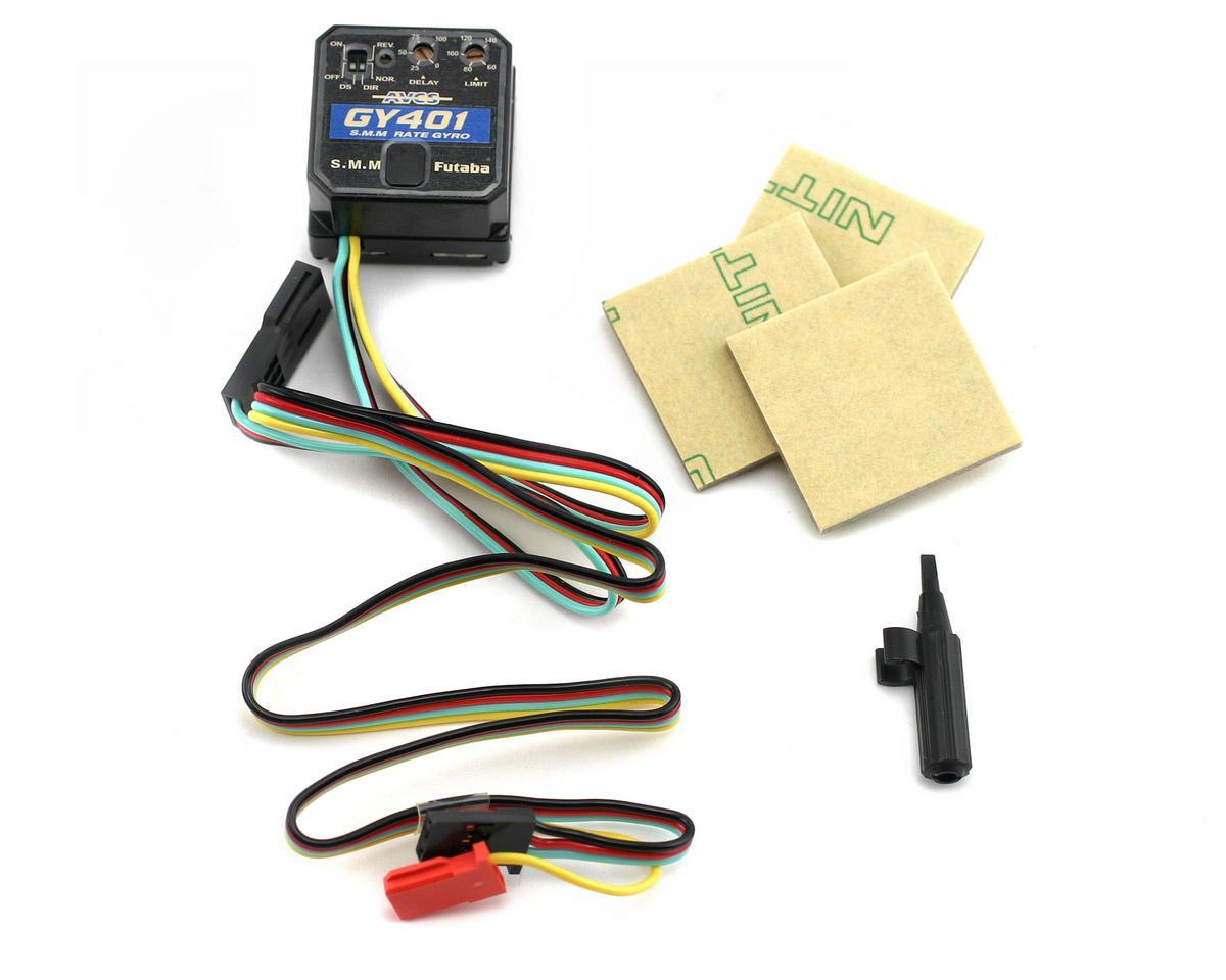 Futaba GY401 Gyro w/SMM Technology