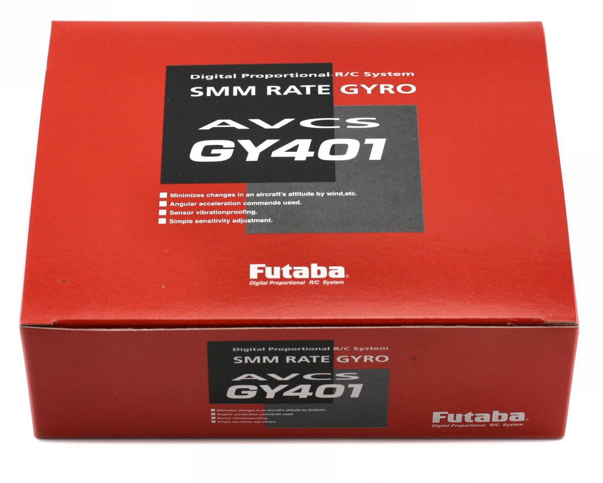 Futaba GY401 Gyro w/S9254 Digital Servo