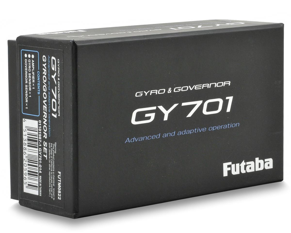 Futaba GY701 Gyro w/Governor