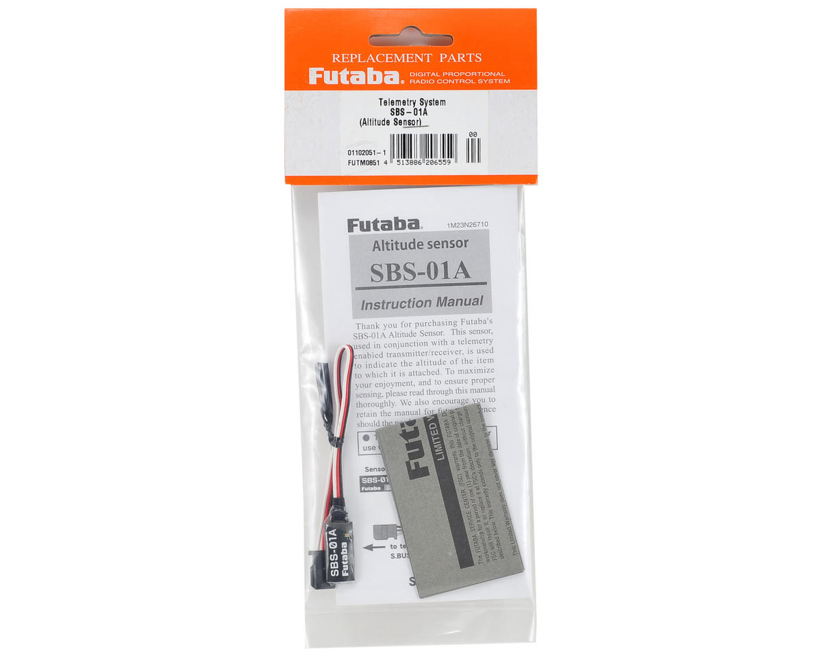 Futaba SBS-01A Atmospheric Sensor