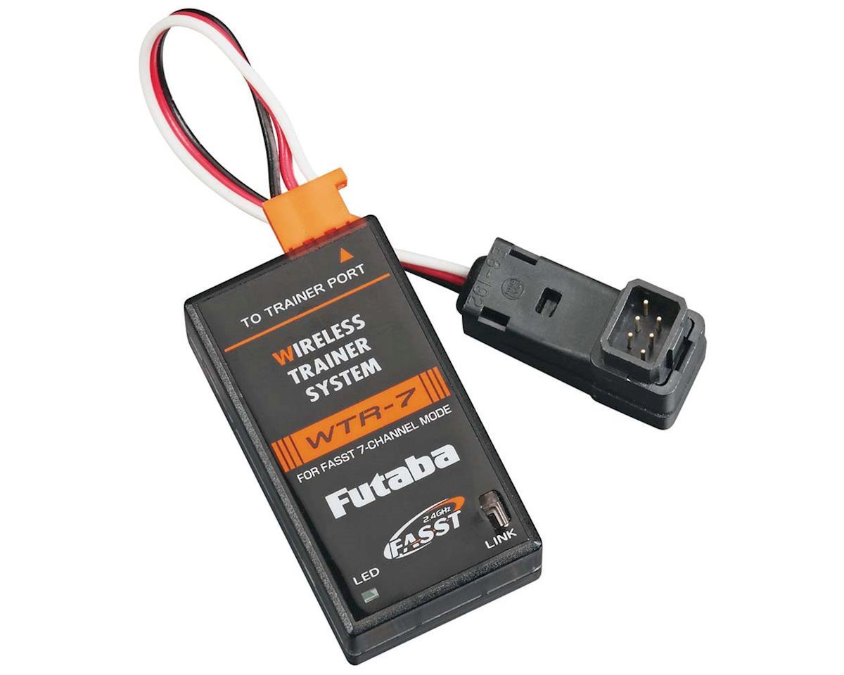 Futaba FASST Wireless Trainer System