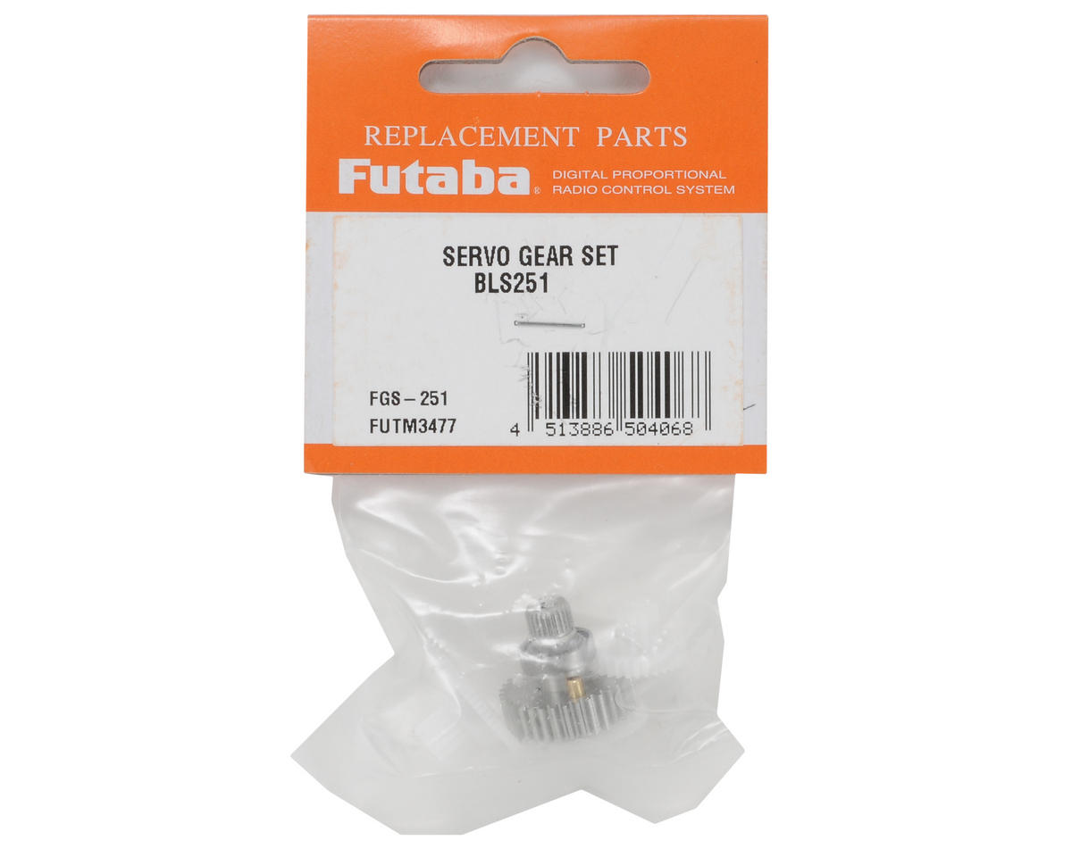 Futaba Servo Gear Set (BLS251)