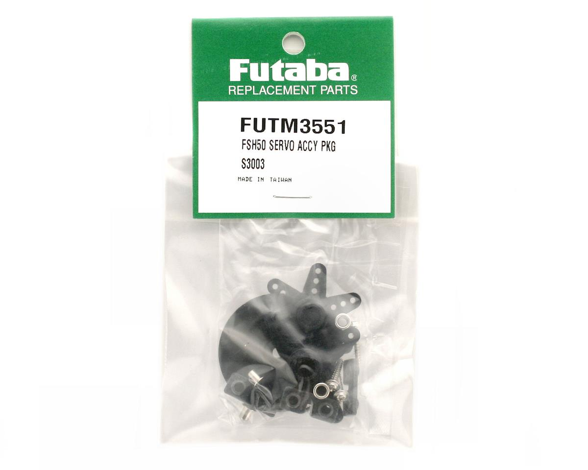 Futaba Servo Accessory Package S3003