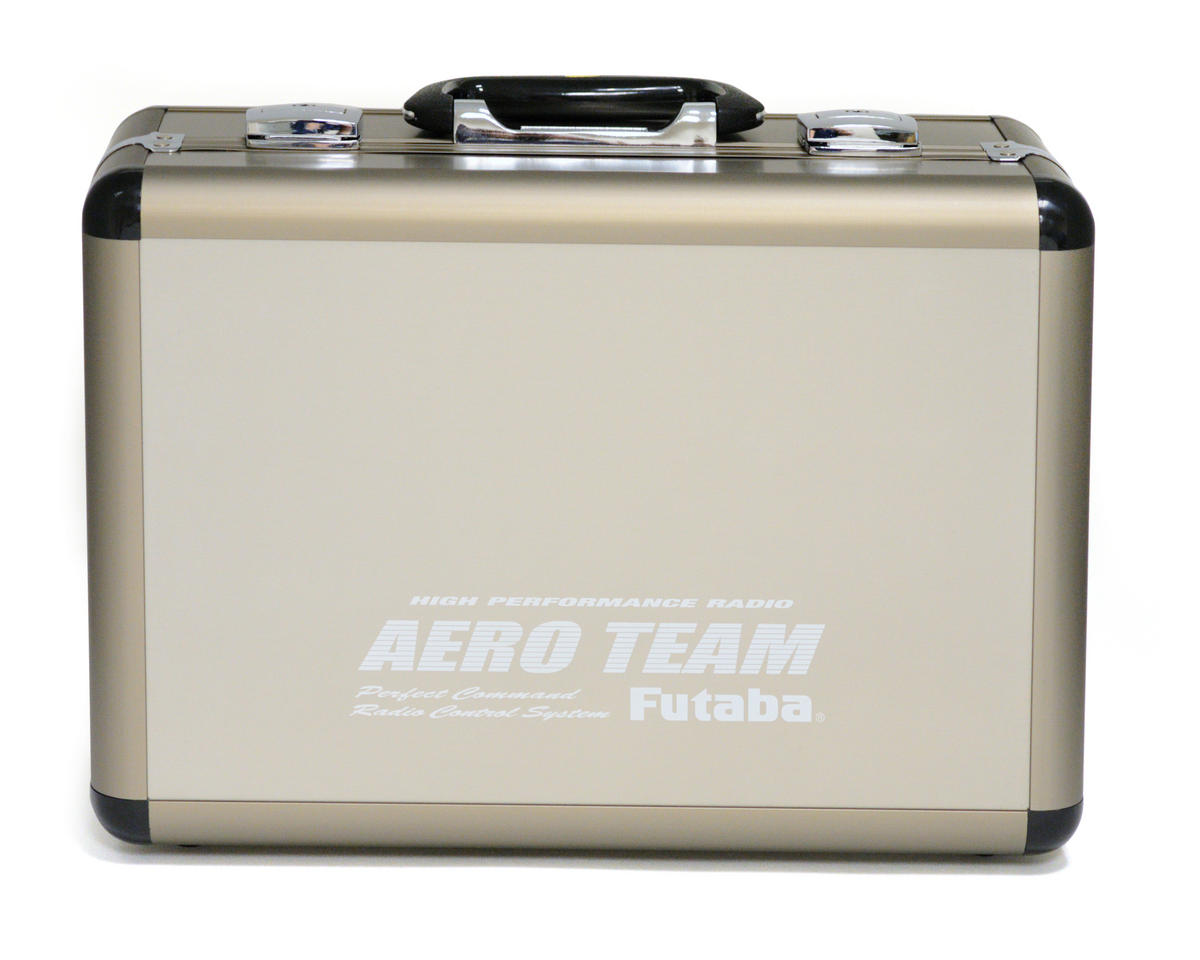 Futaba Aero Team Metal Single Transmitter Case