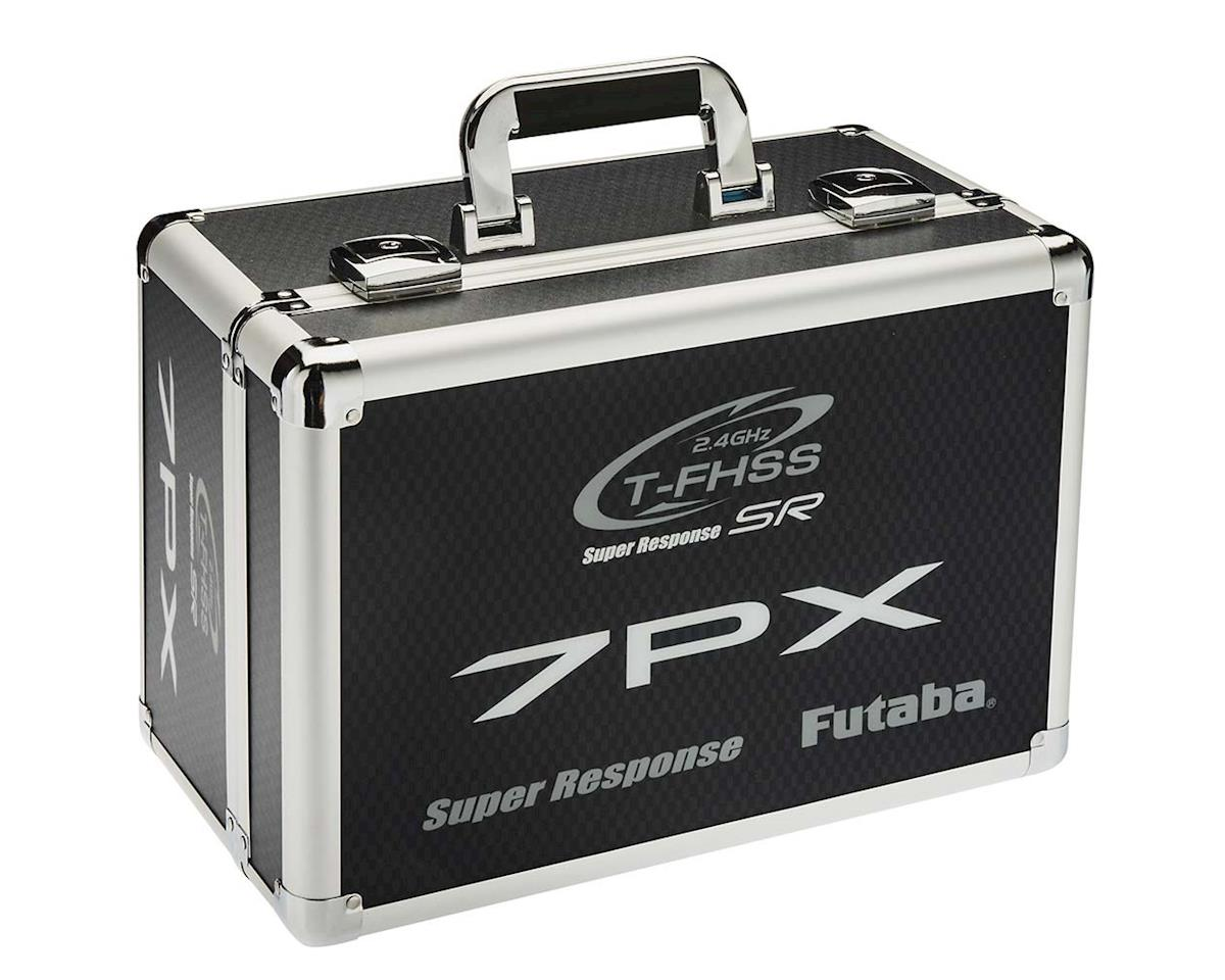 7PX Metal Transmitter Carrying Case by Futaba