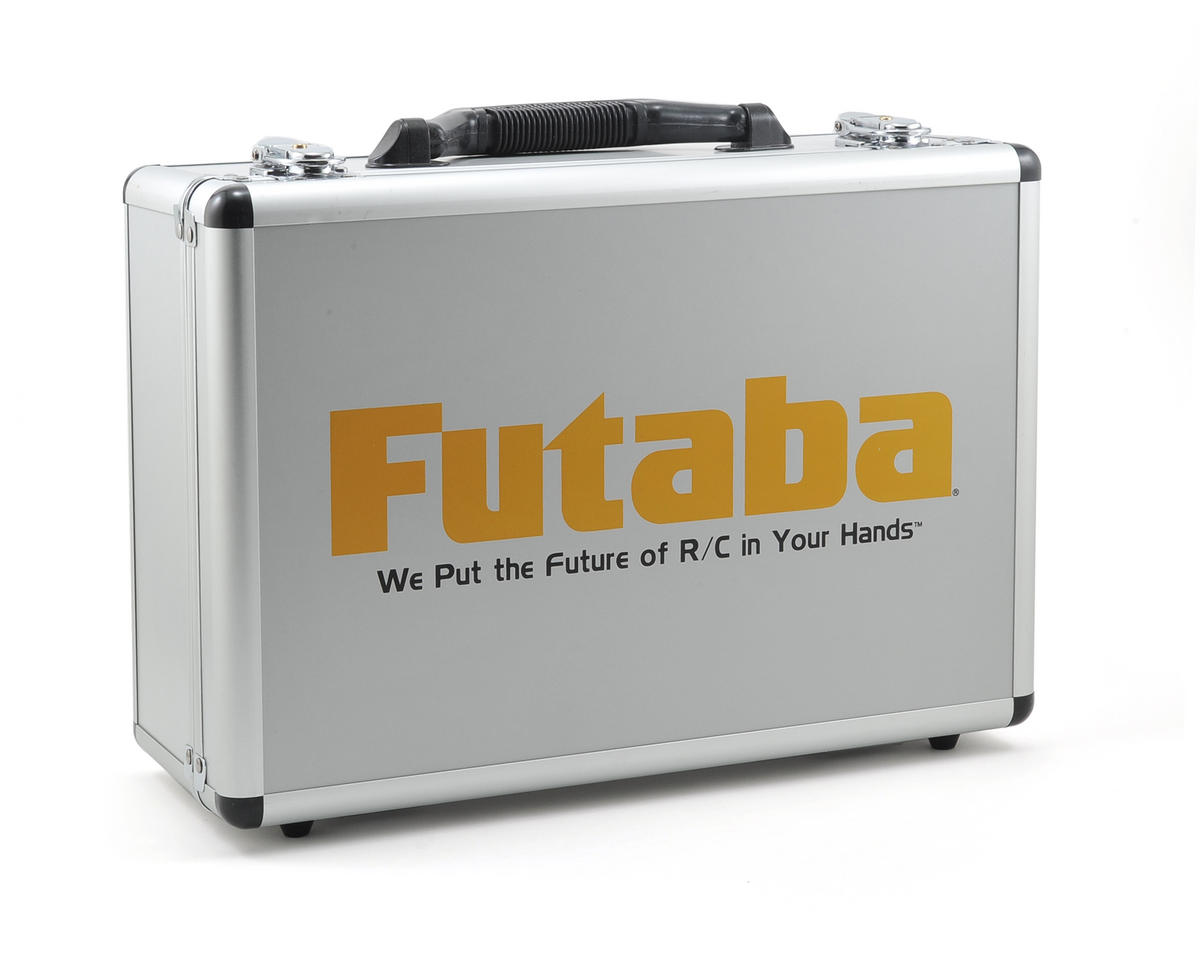 Single Aircraft Transmitter Case by Futaba
