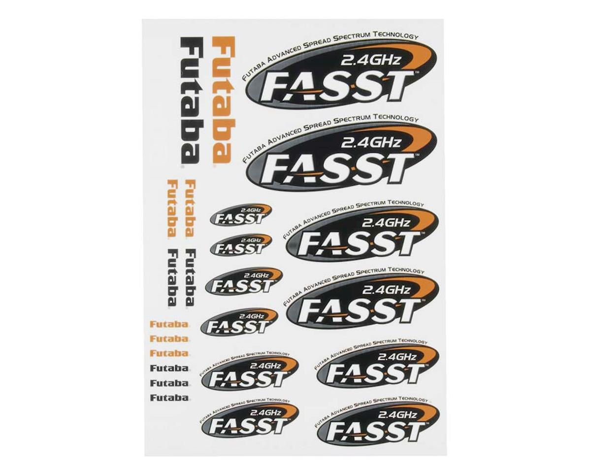 Futaba Fasst Decals Large