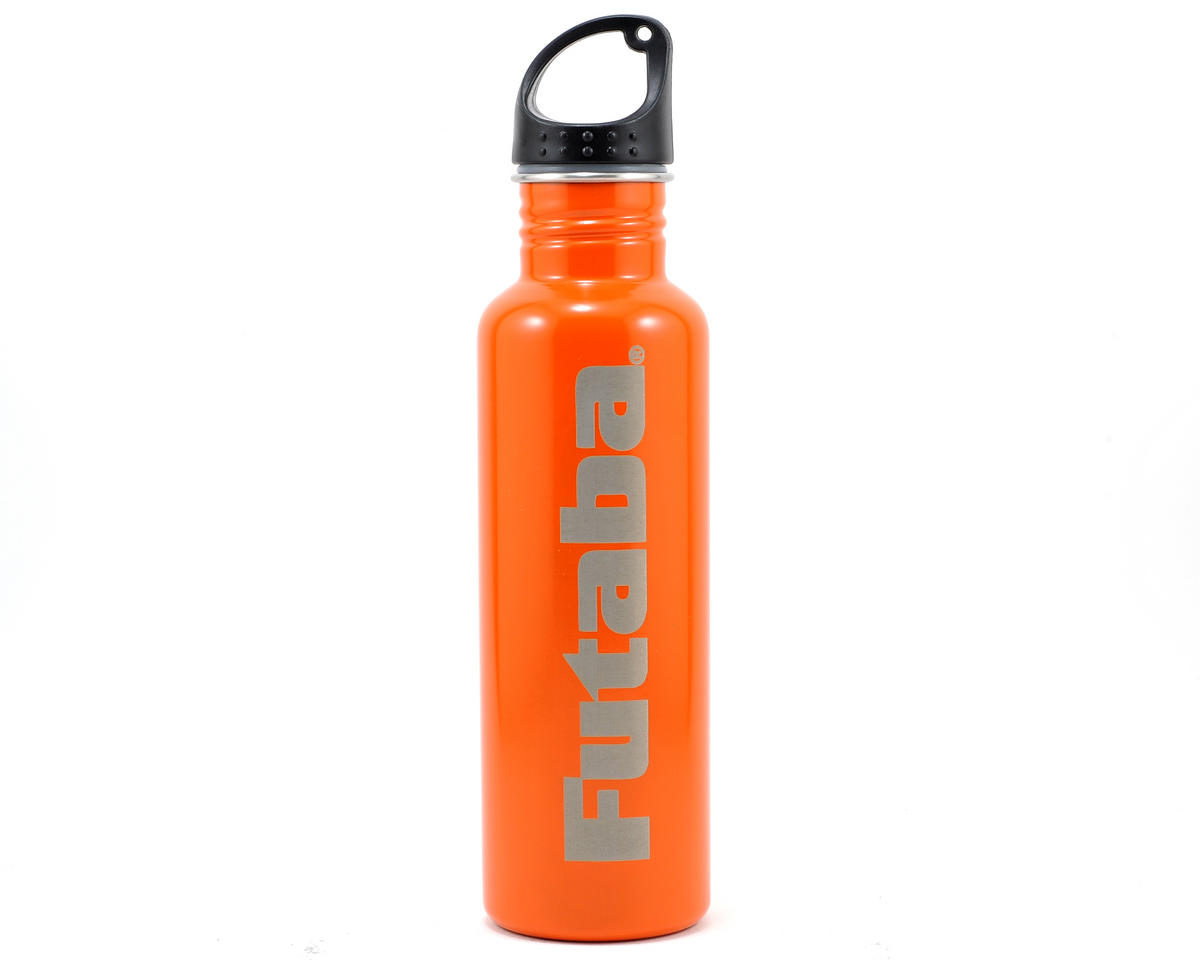 Futaba SS Engraved Sport Bottle (Orange)